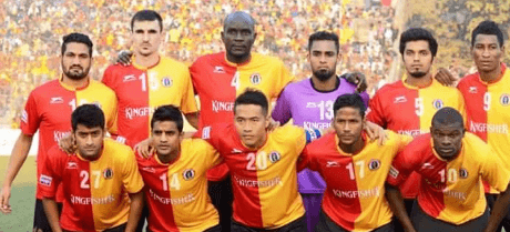 The East Bengal Football Club
