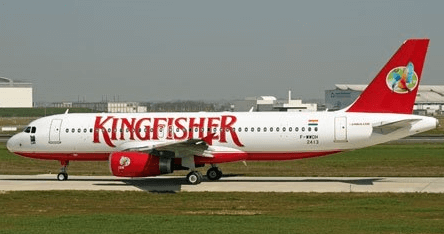 The Kingfisher Airlines